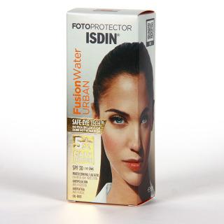 Fotoprotector Isdin Fusion Water Urban SPF 30 50 ml