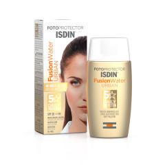 Fotoprotector Isdin Fusion Water Urban SPF 30 50 ml