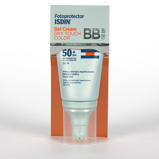 Fotoprotector Isdin Gel-cream Dry touch color SPF 50+ 50ml