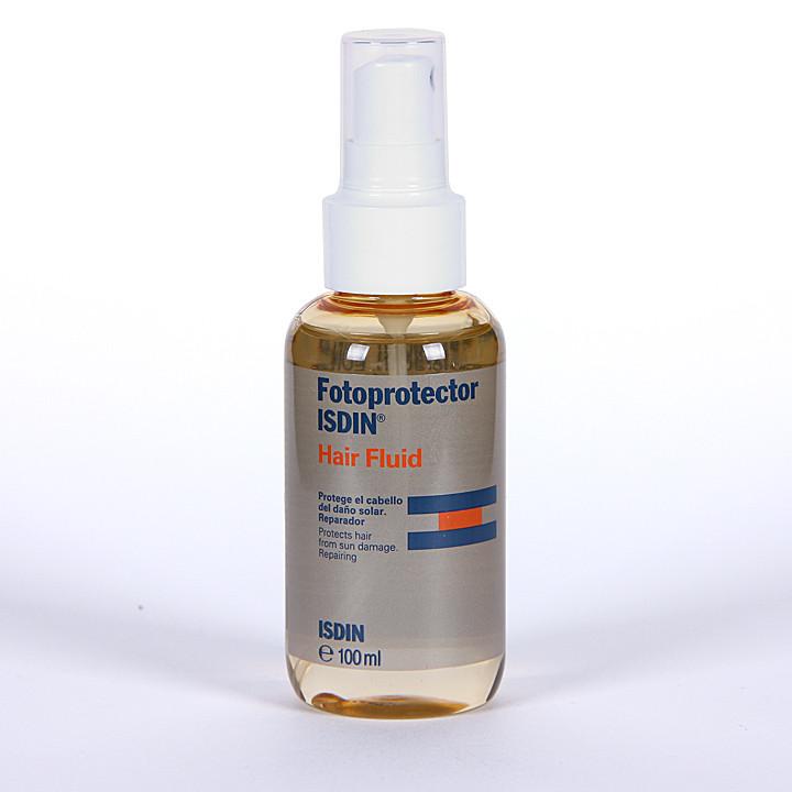 Fotoprotector Isdin Hair Fluid 100 ml