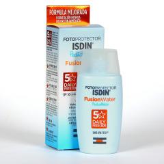 Fotoprotector Isdin Pediatrics Fusion Water SPF50+ 50 ml