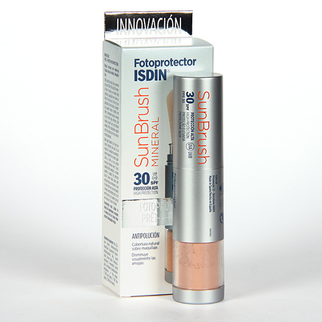 Fotoprotector Isdin SunBrush Mineral SPF 30 4 g