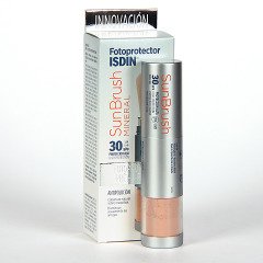 Fotoprotector Isdin SunBrush Mineral SPF 30 4 g