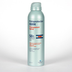 Isdin Fotoprotector Transparent-spray SPF 50+ 250ml