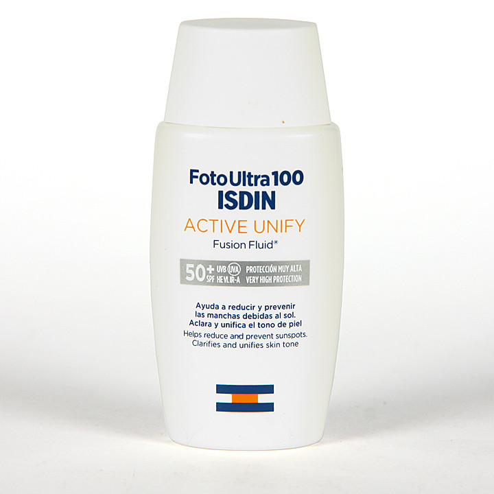 FotoUltra 100 Isdin Active Unify Fusion fluid 50 ml