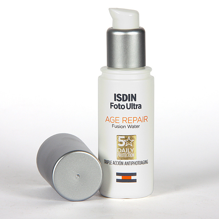 FotoUltra Isdin Age Repair Water Light Texture SPF50 50 ml