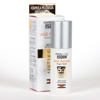 FotoUltra Isdin Age Repair Fusion Water SPF50 50 ml
