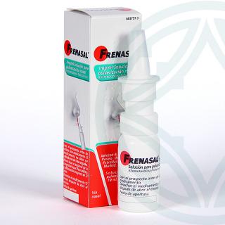 Frenasal nebulizador nasal 10 ml