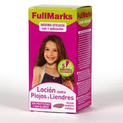 FullMarks Solución Pediculicida contra piojos y liendres 100ml + liendrera