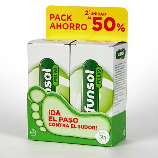 Funsol Polvo Pack Duplo 60+60 g