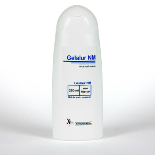 Gelalur NM Gel de Baño 250 ml