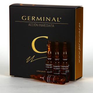 Germinal Acción inmediata 5 ampollas 1.5ml