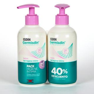 Germisdin Higiene Intima femenina 250 ml Pack Duplo