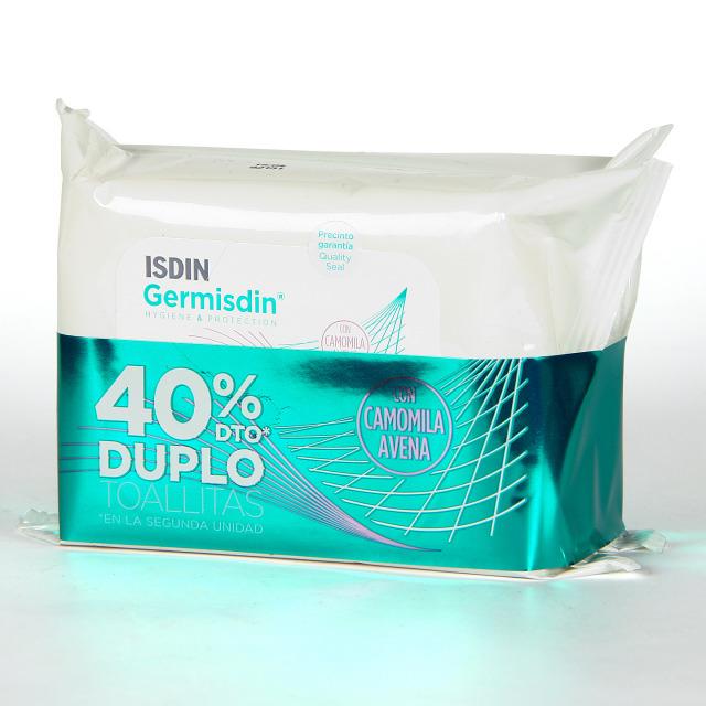 Germisdin Higiene Íntima Toallitas Pack Duplo
