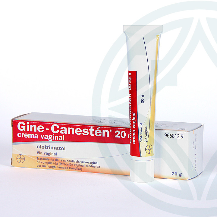 Gine-Canestén 20 mg/g crema vaginal 20 g