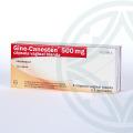 Gine-Canestén 500 mg 1 cápsula vaginal blanda con aplicador