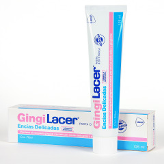 GingiLacer pasta dentífrica 125 ml