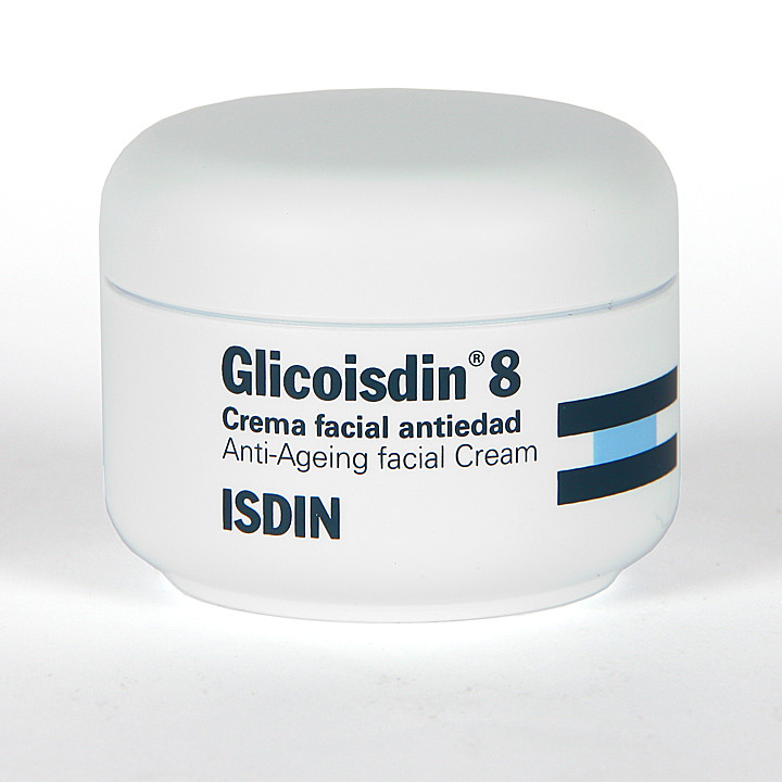 Glicoisdin 8 Crema Facial Antiedad 50 ml