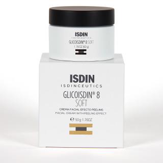Isdinceutics Glicoisdin 8 Crema Facial Antiedad 50 ml