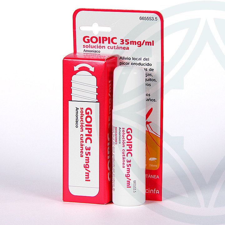 Goipic solución tópica stick 14 ml