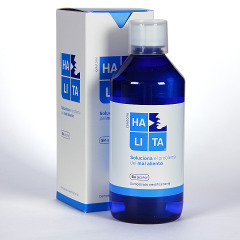 Halita Colutorio Tratamiento Halitosis 500 ml