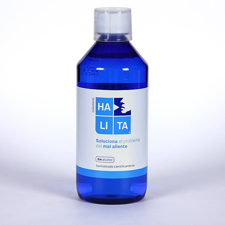 Halita Colutorio Tratamiento Halitosis 500 ml