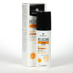 Heliocare 360 Color Gel Oil-Free SPF 50+ Bronze 50 ml