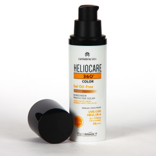 Heliocare 360° Color Gel oil-free SPF 50+ Bronze 50 ml