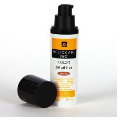 Heliocare 360° Color Gel oil-free SPF 50+ Bronze 50 ml