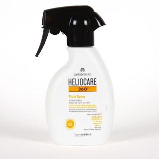 Heliocare 360 Fluid Spray SPF 50 250 ml
