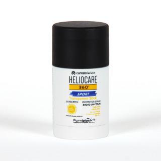 Heliocare 360 Sport Stick Transparente SPF 50+ 25 g