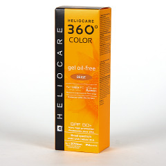 Heliocare 360 Color Gel oil-free SPF 50+ Beige 50 ml