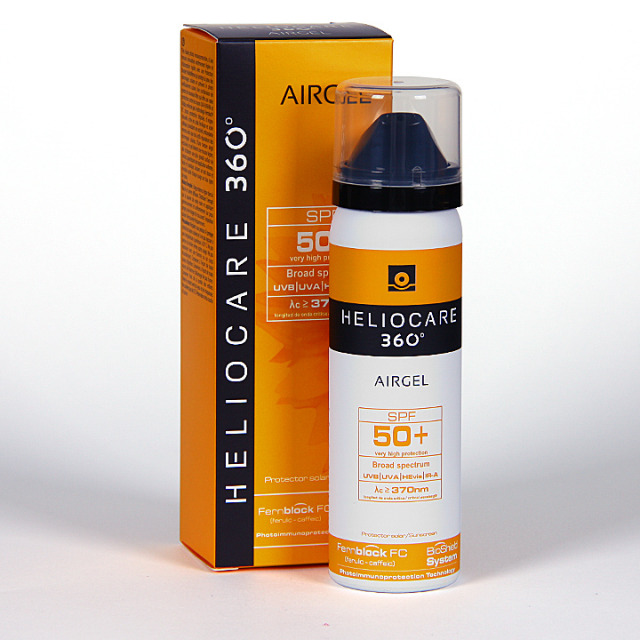 Heliocare 360 Airgel SPF 50+ 60 ml