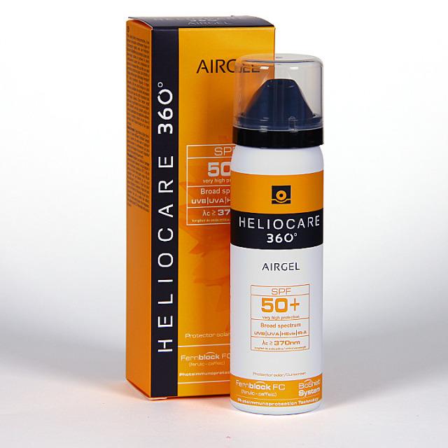 Heliocare 360º Airgel SPF 50+ 60 ml