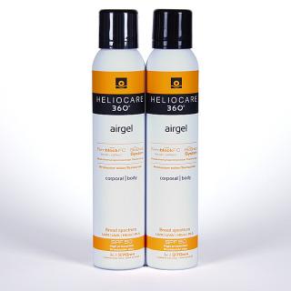 Heliocare 360 Airgel corporal Promoción Duplo -20%