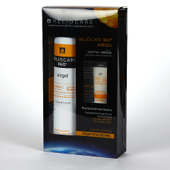 Heliocare 360 Airgel corporal SPF 50 Pack + Heliocare 360º SPF50 Gel 25 ml