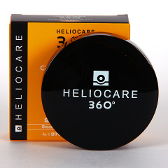 Heliocare 360º Color Cushion Compacto Beige SPF 50+ 15g