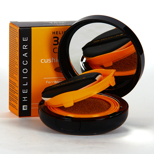 Heliocare 360º Color Cushion Compacto Bronze intense SPF 50+ 15g