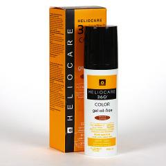 Heliocare 360 Color Gel oil-free SPF 50+ Bronze intense 50 ml