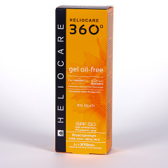 Heliocare 360º Gel oil-free SPF 50 50 ml