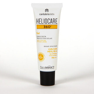 Heliocare 360 Gel SPF 50+ 50 ml