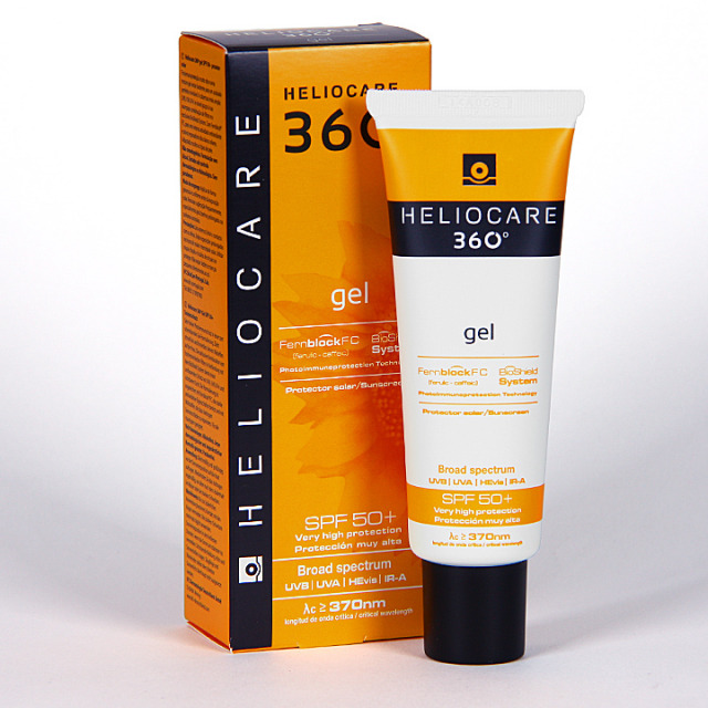 Heliocare 360º Gel SPF 50+ 50 ml