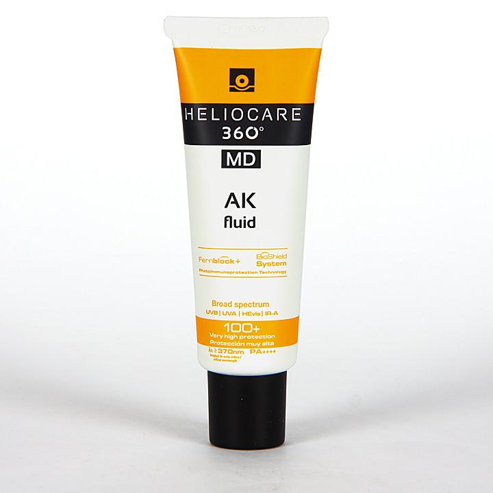 Heliocare 360 MD AK Fluid SPF 100+ 50 ml