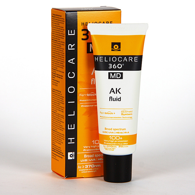Heliocare 360º MD AK Fluid SPF 100+ 50 ml