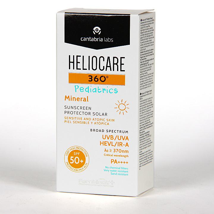 Heliocare 360º Pediatrics Mineral SPF 50+ 50 ml