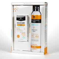 Heliocare 360 Pediatrics Mineral SPF 50+ 50 ml + Spray transparente SPF 50 200ml Pack
