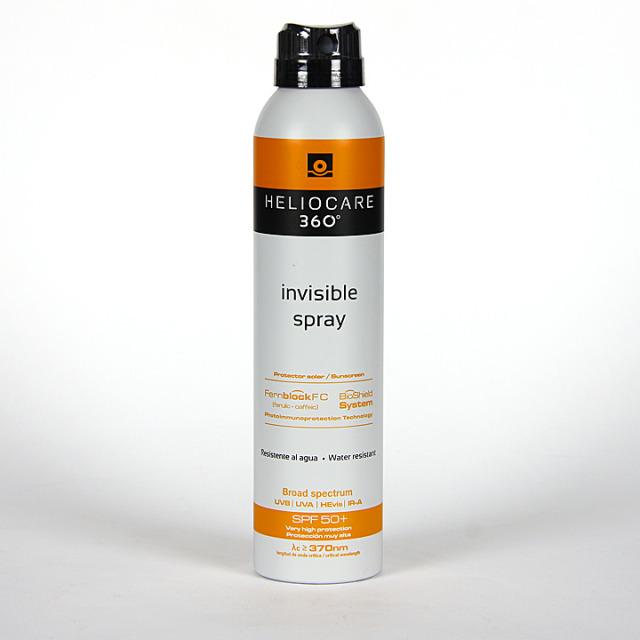 Heliocare 360 Spray Invisible SPF 50 200 ml
