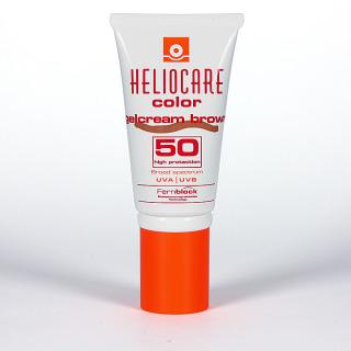 Heliocare 50 Gel-crema color Brown 50 ml