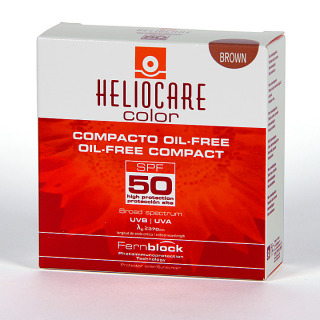 Heliocare SPF 50 Compacto Brown Oil-Free
