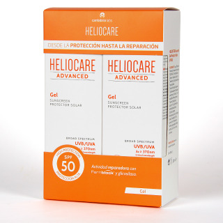 Heliocare SPF 50 Gel 200 ml Promoción Duplo